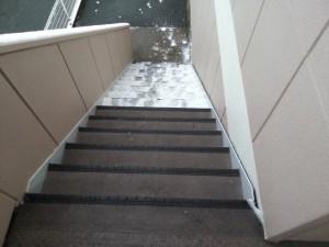雪かき状況1